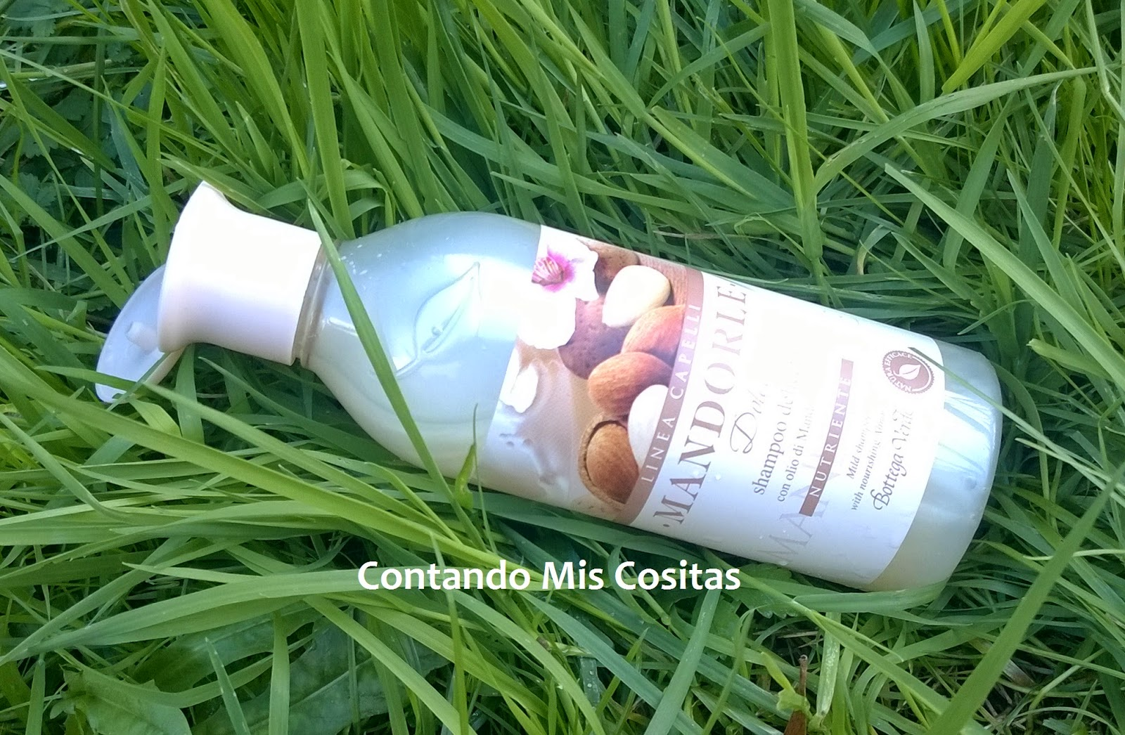 champú Almendras Dulces Bottega Verde