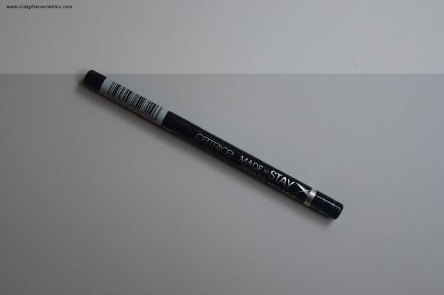 Catrice Cosmetics Made to Stay Inside Eye Khol Kajal in the shade 010 Come Black and Stay Review