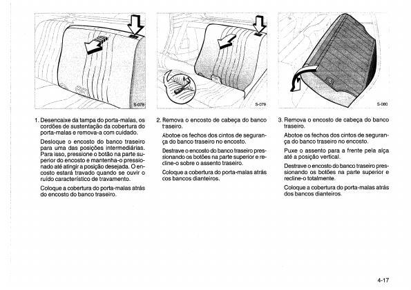 MANUAIS DO PROPRIETÁRIO GRÁTIS: MANUAL DO CORSA 1997