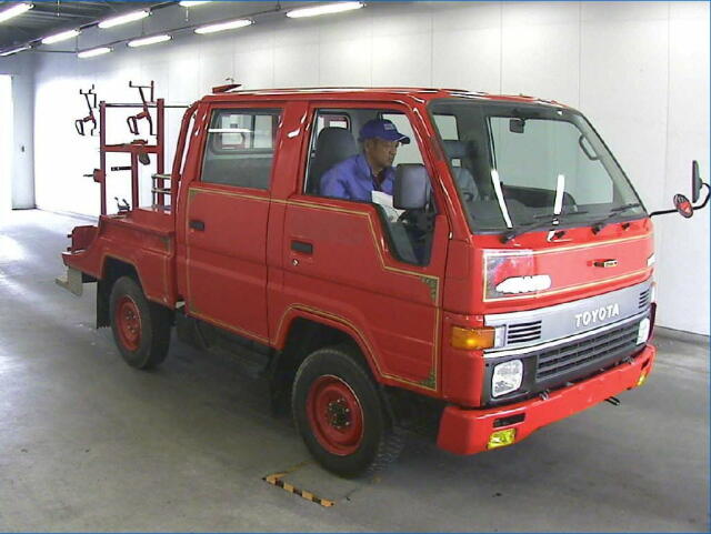 j cruisers jdm vehicles parts in canada 1994 toyota hiace truck 4wd lh85 diesel 4 door for sale. Black Bedroom Furniture Sets. Home Design Ideas