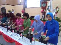 Pengurus Persit KCK Kodam XIII Merdeka Siap Sukseskan Gerakan Tanam Cabe