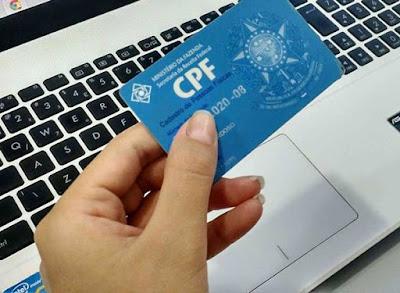 Consultar restituição IR pelo CPF