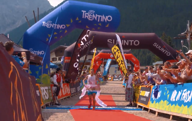 Jan Margarit y Laura Orgué conquistan la Dolomites Skyrace