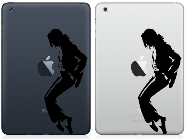 Michael Jackson iPad Mini Decals