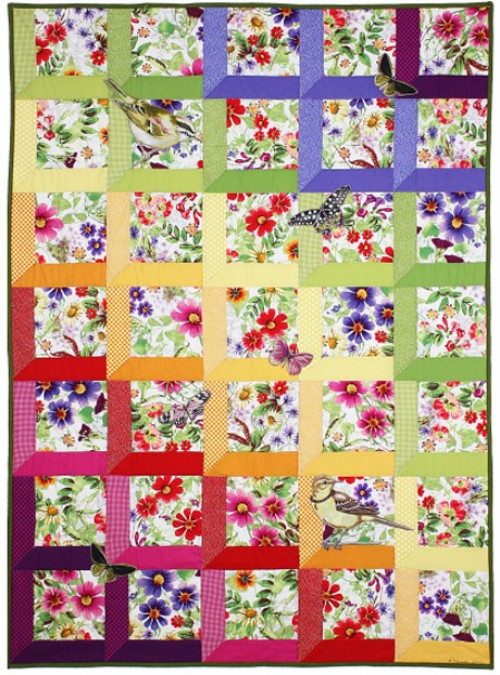 Verity Quilt - Free Pattern