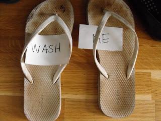 73ba91fa8857 Birkenstocks Banned  Do Sandals   Flip-Flops Give You Toenail ...