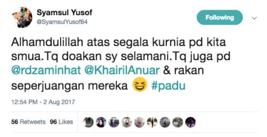 Cara 'WIN' Syamsul Yusof Balas Dendam Pada Pengkritik Filemnya