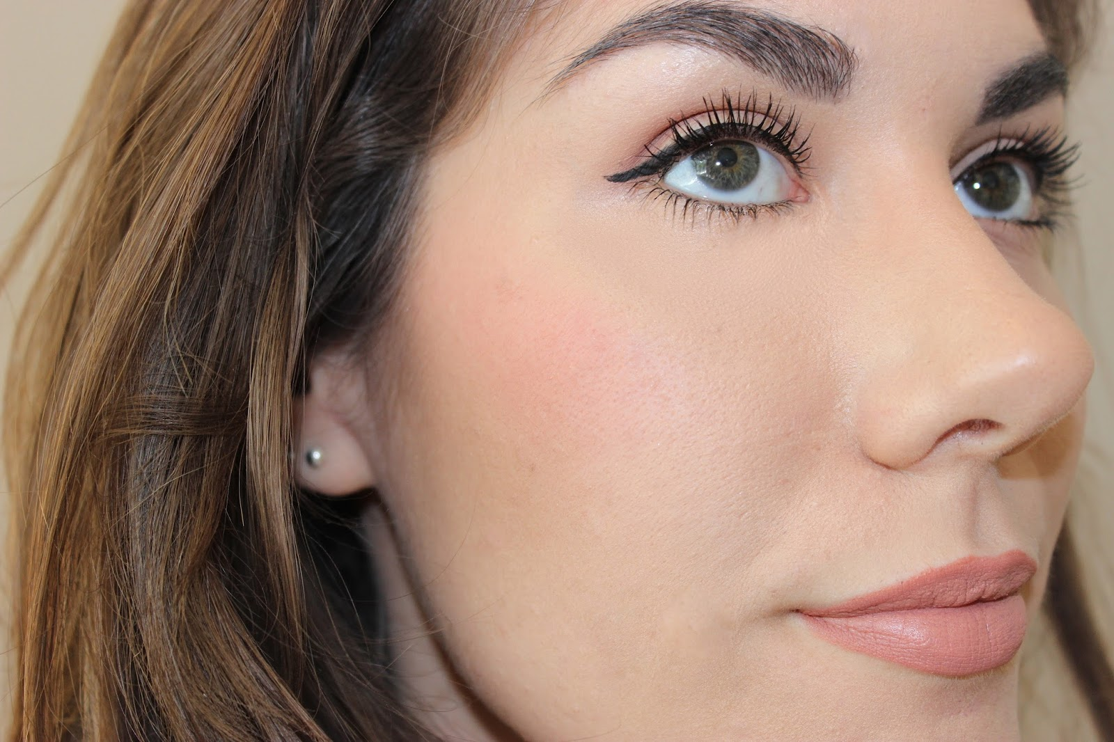 Bobbi Brown Blush in Pretty Coral Review and Swatches | A Day In ...