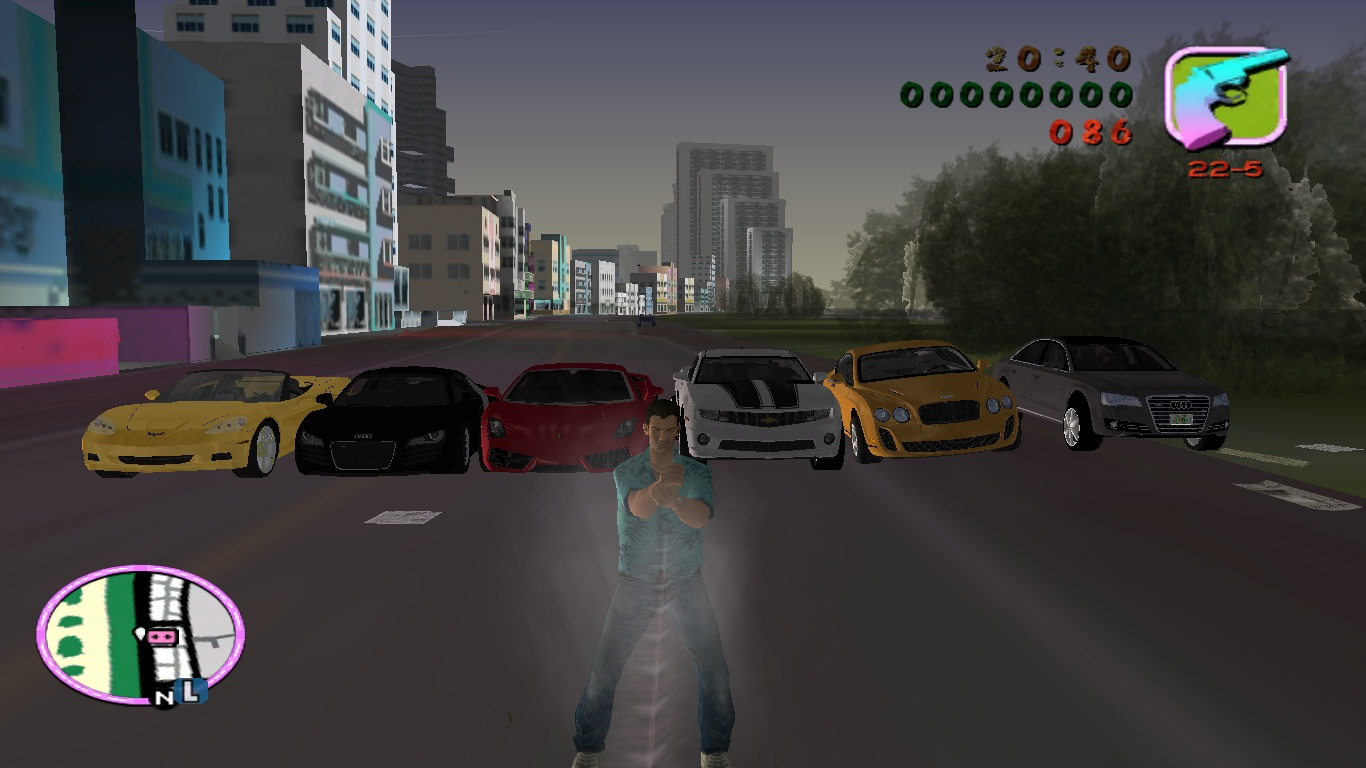 Manual download Gta Vice city mod apk Android 1 02011 True