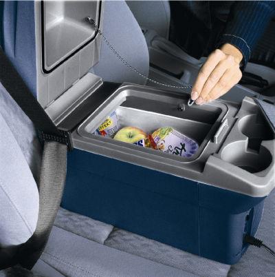 Wonderbaarlijk Vloerverwarming stadsverwarming: Auto koelbox lidl ZD-41