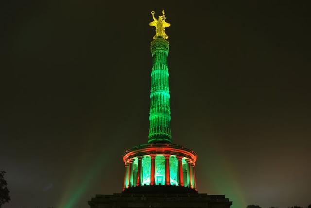 Monumento da Coluna da Vitória em Berlim