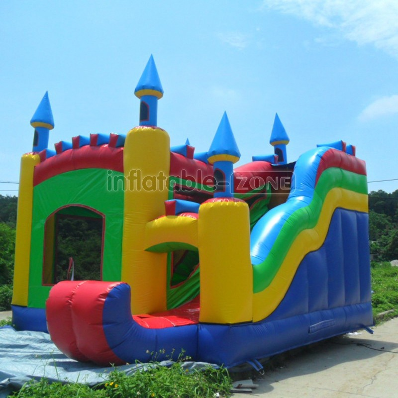 Inflatable Water Slide Safety Rules: P & P Style
