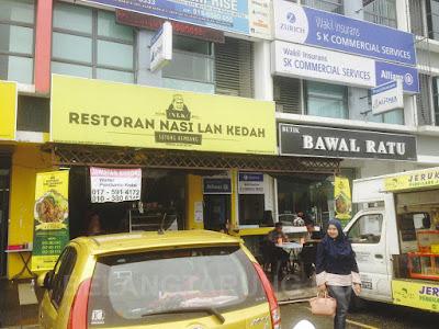 Restoran Nasi Lan Kedah Shah Alam