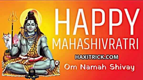 Happy MahaShivratri Wishes Images Photos Pics Whatsapp Status in English