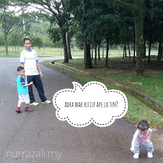 Luangkan masa dengan anak-anak | nurrazali