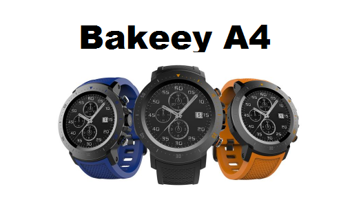 Bakeey A4 Android 4G Smartwatch (Amazing)