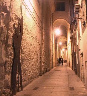 Visita Cagliari: Because the night..., la notte ti fa misteriosa! Sabato 9 novembre