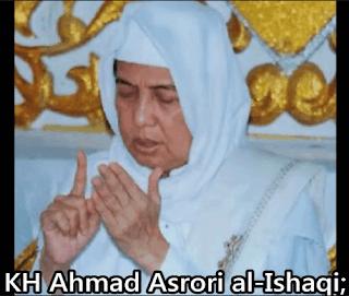 Do'a Menyambut Bulan Ramadlan Syekh Ahmad Asrori Al-Ishaqi