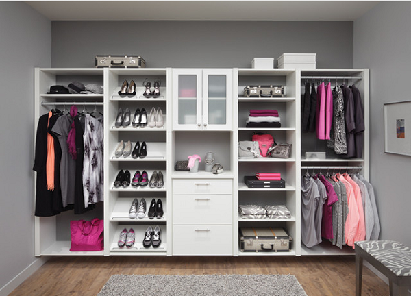 4 Fiture Lemari Pakaian Minimalis Ini Akan Sangat Membantu Menyimpan Koleksi Fashion Anda