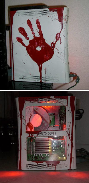 Creative and Unusual Xbox 360 Casemod Designs (18) 17
