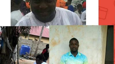Police Arrest Suspected Killer of