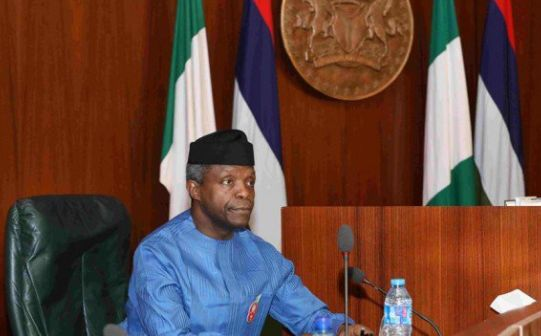 Osinbajo appoints new heads for PenCom, Bank of Industry