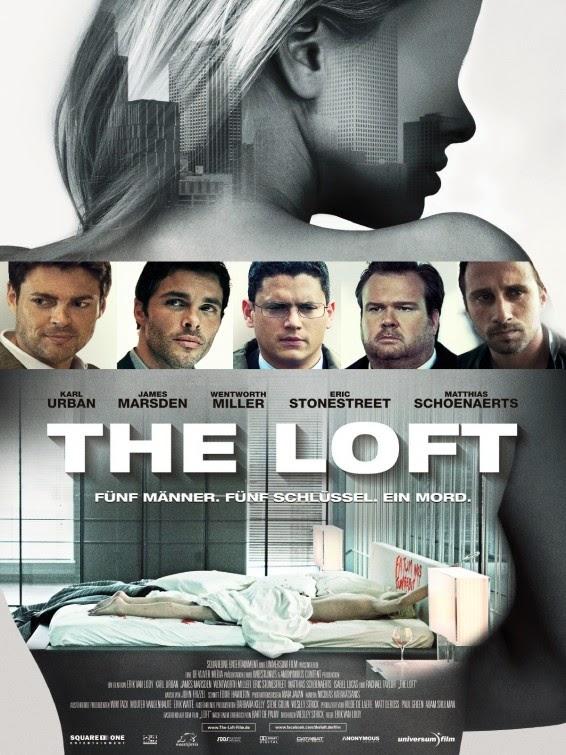 The Loft (2014) HDRip ταινιες online seires oipeirates greek subs