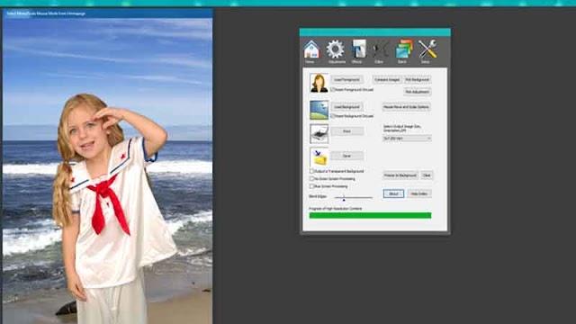 Green Screen Wizard Professional 10.2 F.u.l.l - Phần mềm xóa phông xanh cho ảnh tuyệt vời