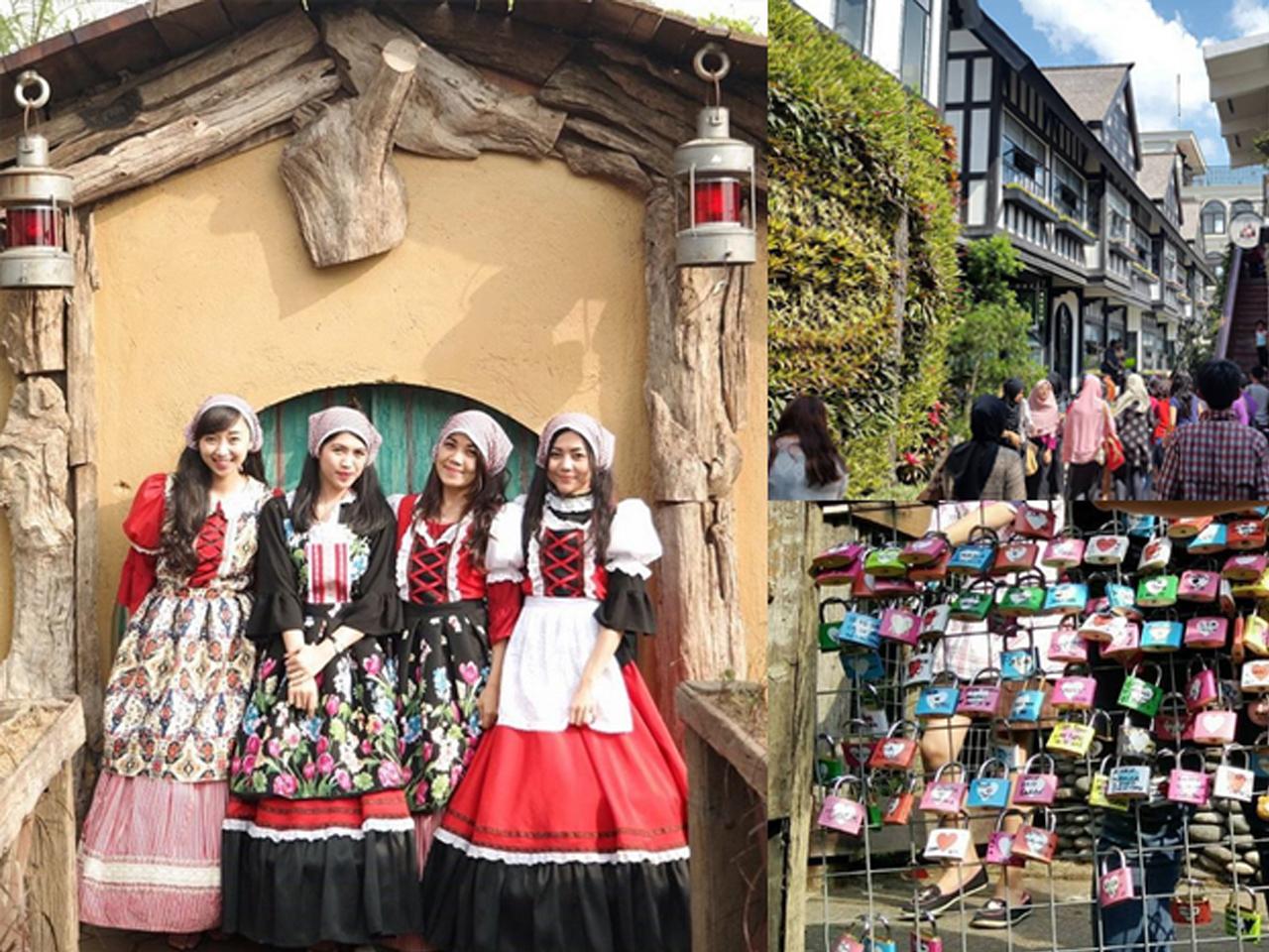 Bandung Suguhkan Nuansa Eropa di 6 Tempat Wisata Ini