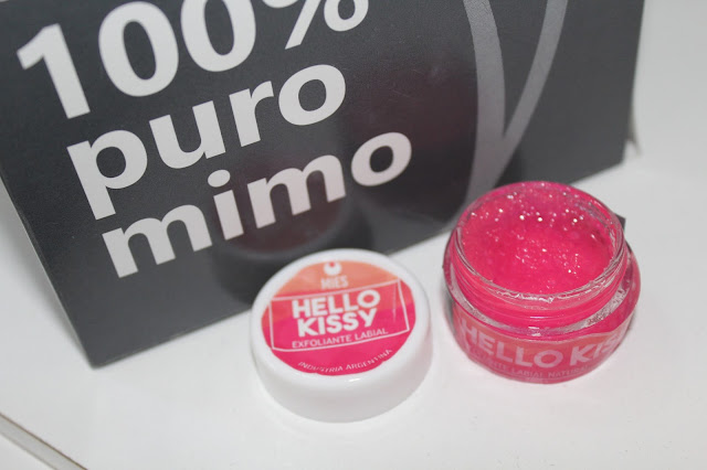 EXFOLIANTE LABIAL HELLO KISSY MIES