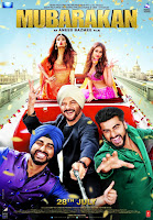 Mubarakan 2017 Full Movie [Hindi DD5.1] 720p DVDRip ESubs Download
