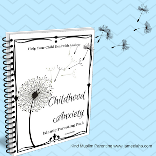 Help for Anxious Children