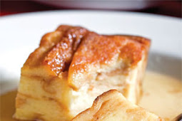 Chef Point Café Bread Pudding