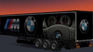 BMW M-Power trailer