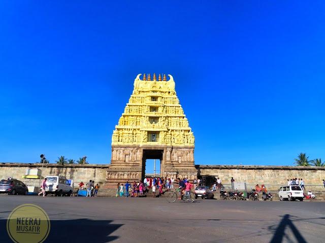 Chennakeshava Temple, Belur, Karnataka
