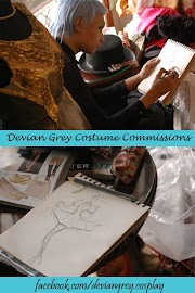 Art of Ian Cartalaba : Open for Costume Commissions and more