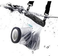 Nikon D3300 universal Underwater Camera Housing