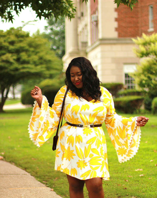 plus size 70s style trend dresses fall 2015 curvy fashion blog 70s Fashion Women
