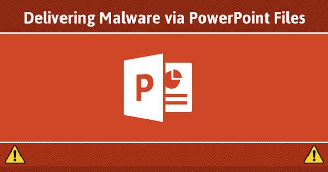 Tanpa Diklik, Malware Ini Langsung Menyebar Melalui File Power Point