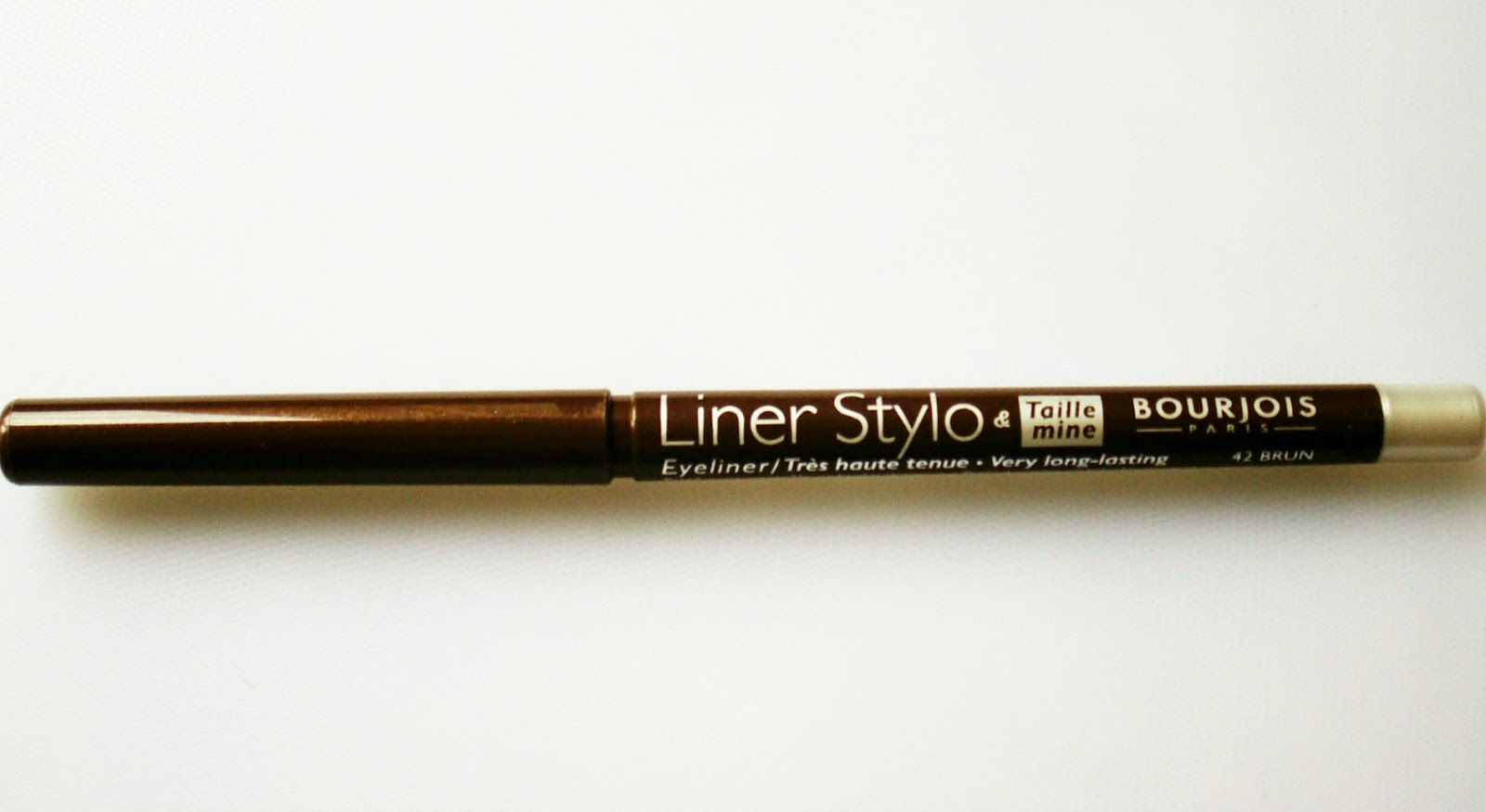 FOTD: Bourjois Liner Stylo Eye Liner in Brun Review