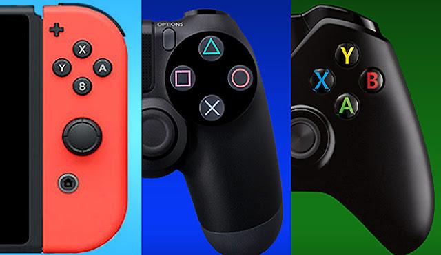 مبيعات أجهزة الألعاب للأسبوع الماضي و أرقام متوسطة جدا ..