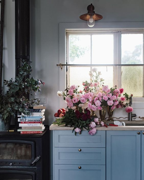 House Beautiful: Pretty in Pink
