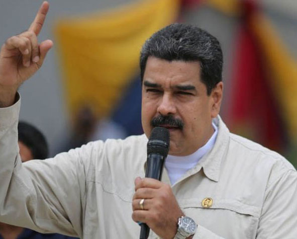 """Maduro tilda de """"fracasado"""" a LVL"""