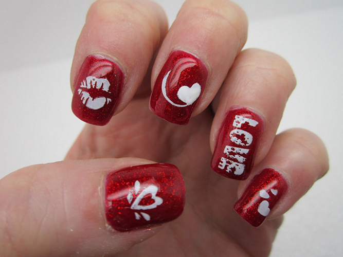 126 Nail Designs and Pictures