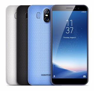 Homtom S16 | Best Android Phones Under 30000