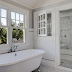 White Bathrooms – Creating a Fanciful Washroom of Your Dreams