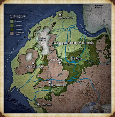 13 Ancient Things that don't make sense in History - doggerland/atlantsi