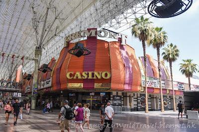 Las Vegas, Fremont Street, 拉斯維加斯