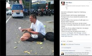 bule Jerman habiskan Rp 18 juta main PSK di Thailand