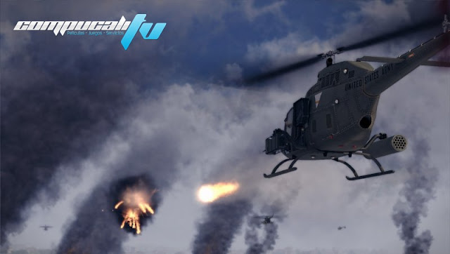 Air Conflicts: Vietnam Xbox 360 Región Free XGD2